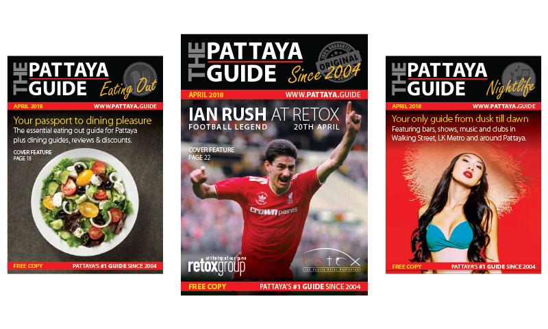 Pattaya Guide April 2018