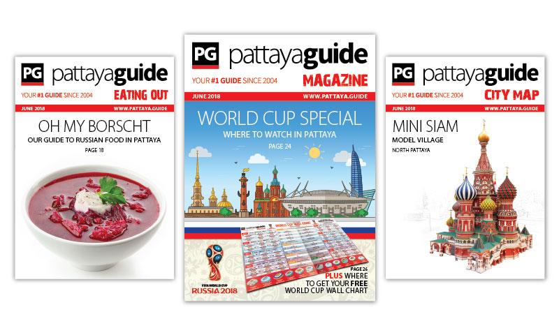 Pattaya Guide June 2018