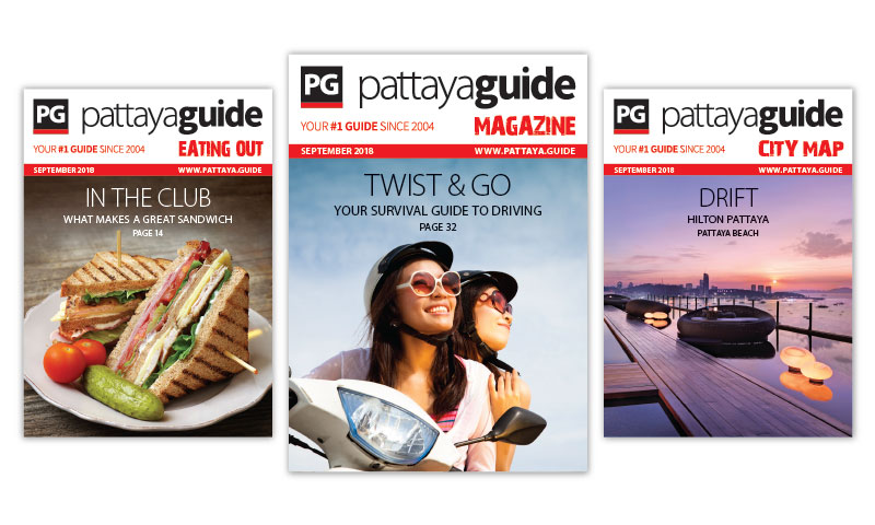 Pattaya Guide September 2018
