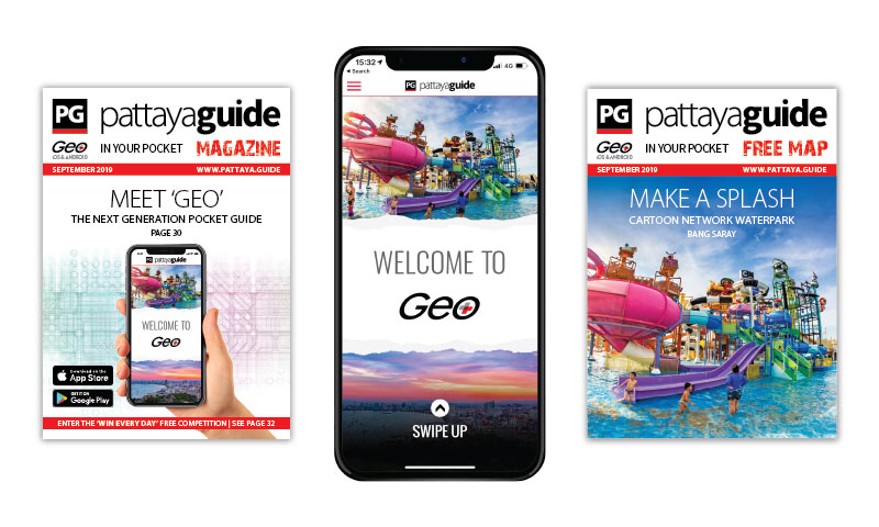 The Pattaya Guide | Magazine | Map | Radio | App | Deals