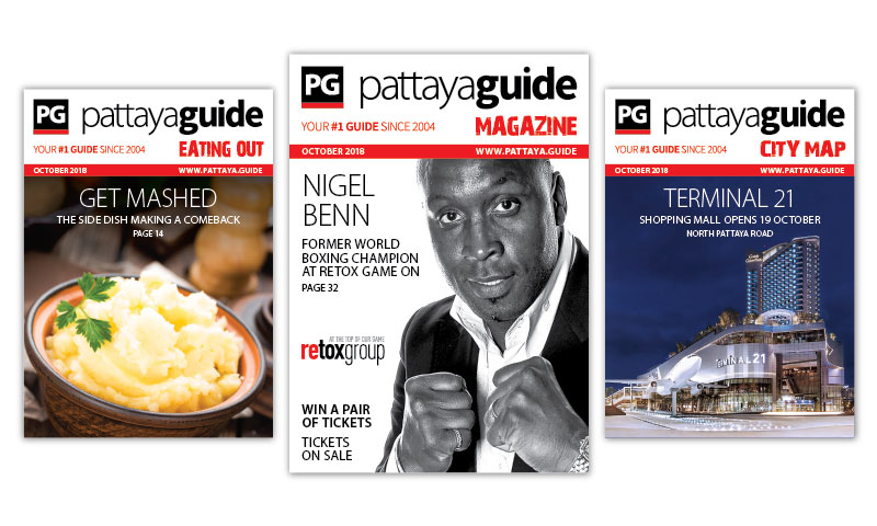Pattaya Guide October 2018