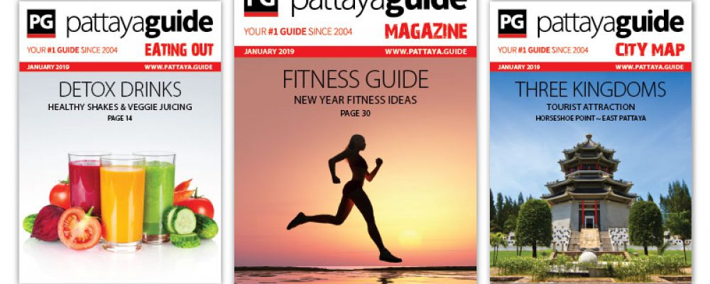 Pattaya Guide January 2019