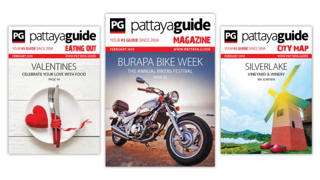 Pattaya Guide February 2019