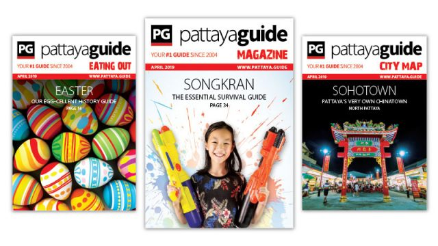 Pattaya Guide April 2019