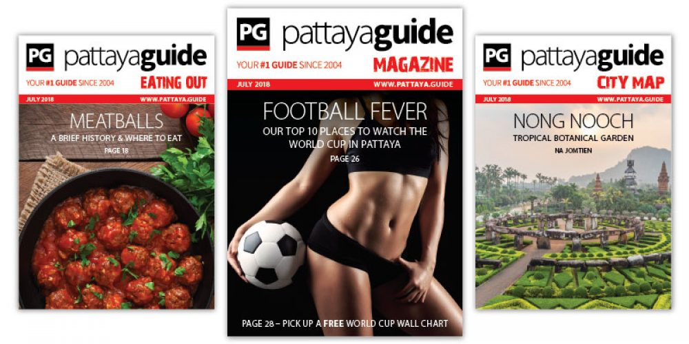 Pattaya Guide July 2018