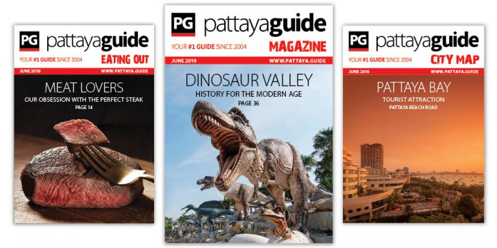 Pattaya Guide June 2019