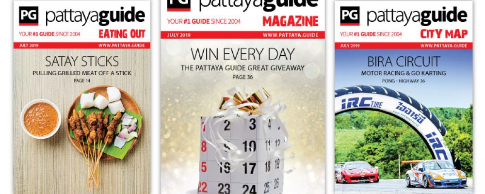 Pattaya Guide July 2019