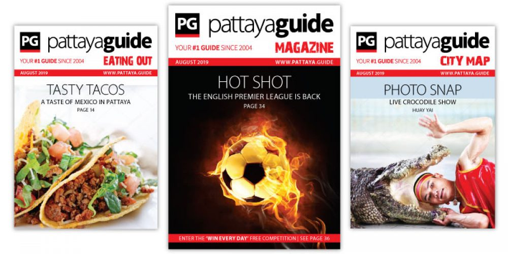 Pattaya Guide August 2019