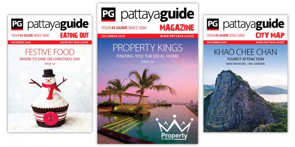 Pattaya Guide December 2018