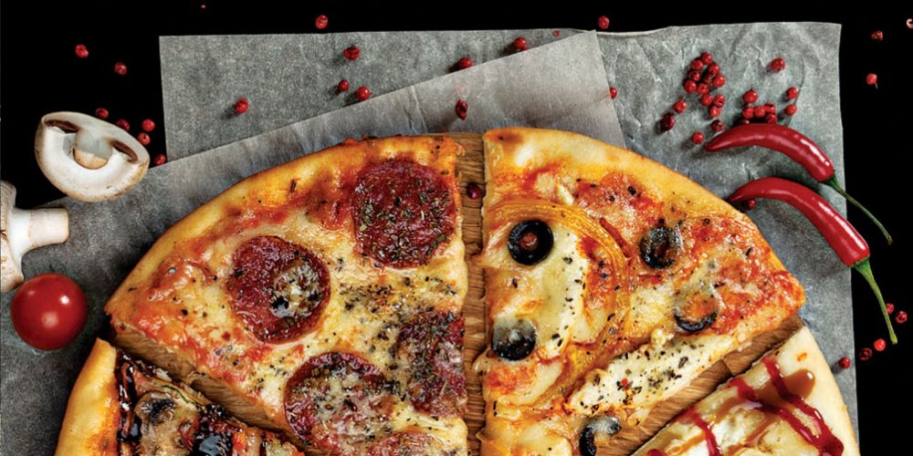 A SLICE OF HISTORY – PIZZA THROUGH THE AGES