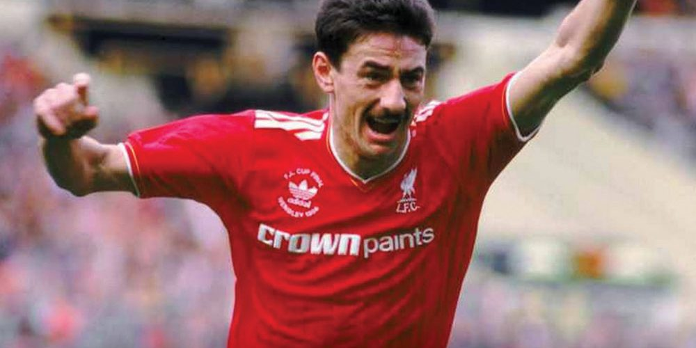 Ian Rush –  Football Legend at Retox
