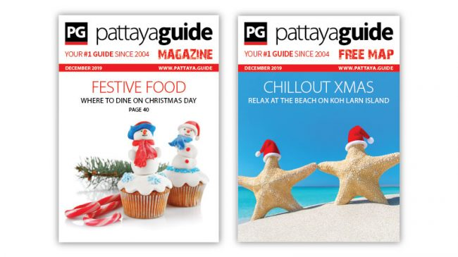 Pattaya Guide December 2019