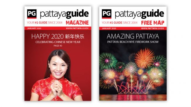 Pattaya Guide January 2020