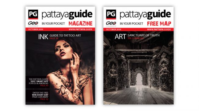 Pattaya Guide October 2019