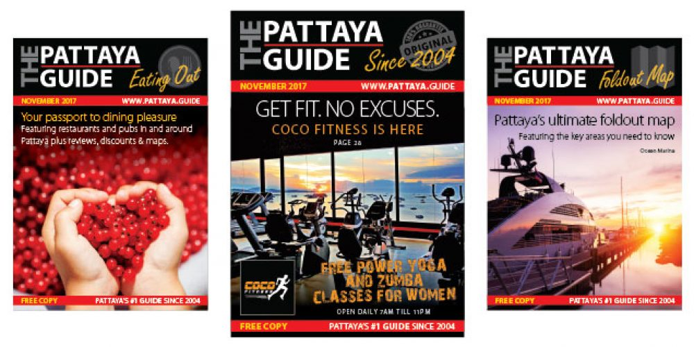 Pattaya Guide November 2017