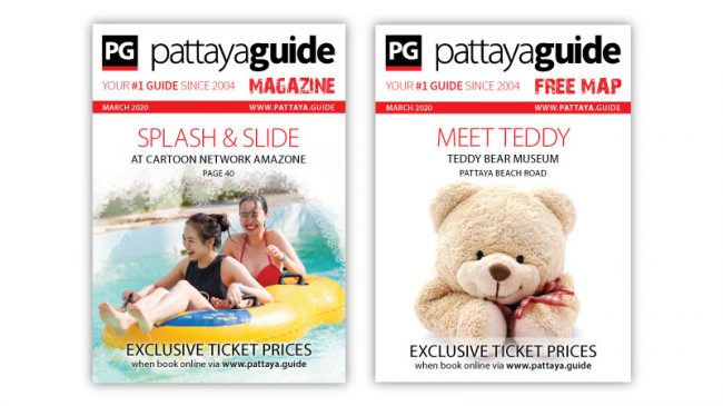 Pattaya Guide March 2020