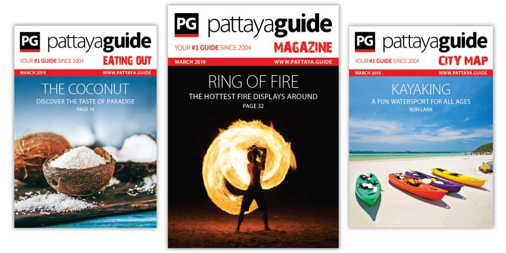 Pattaya Guide March 2019