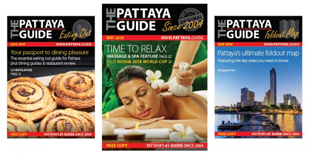 Pattaya Guide May 2018