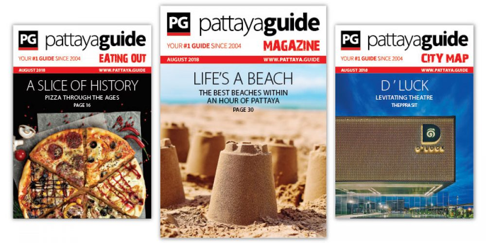 Pattaya Guide August 2018