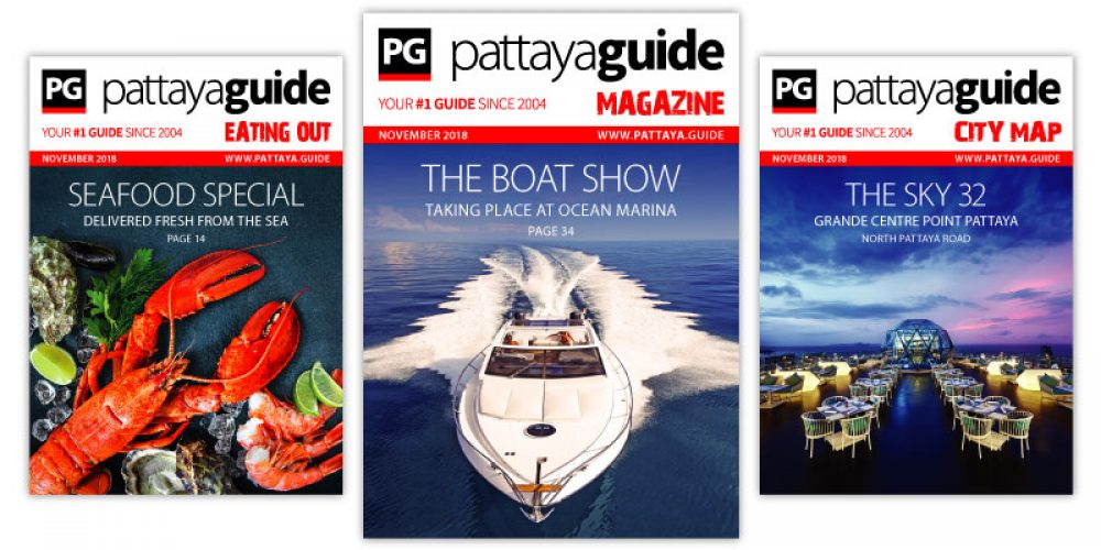Pattaya Guide November 2018