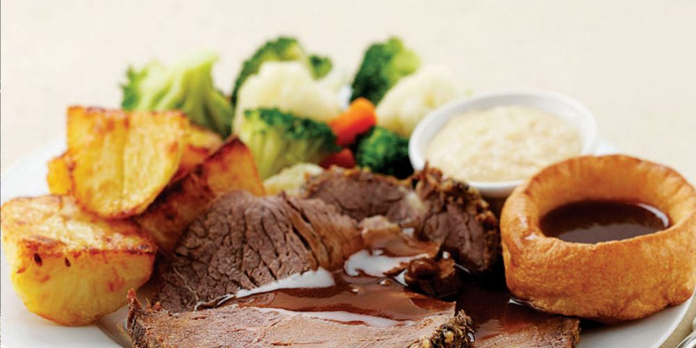 The Best Places for Sunday Lunch