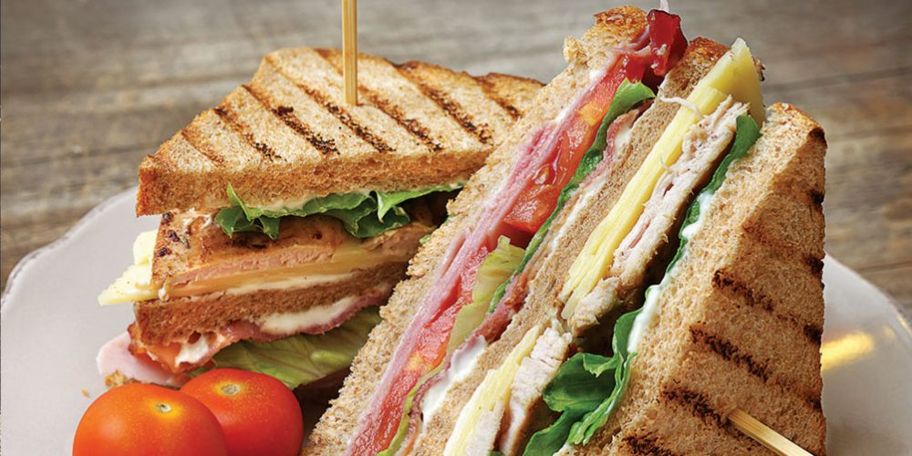 In the Club – What Makes a Great Sandwich