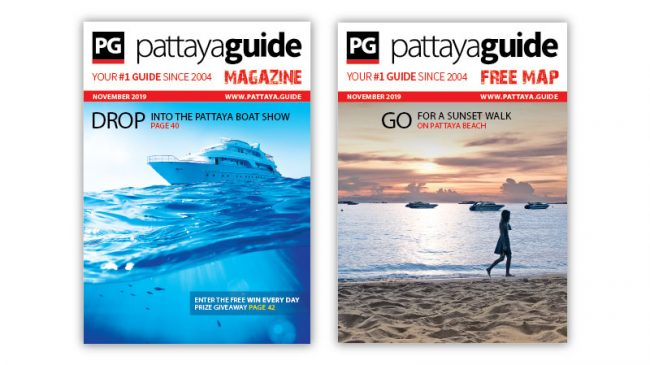 Pattaya Guide November 2019