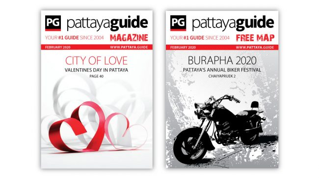 Pattaya Guide February 2020
