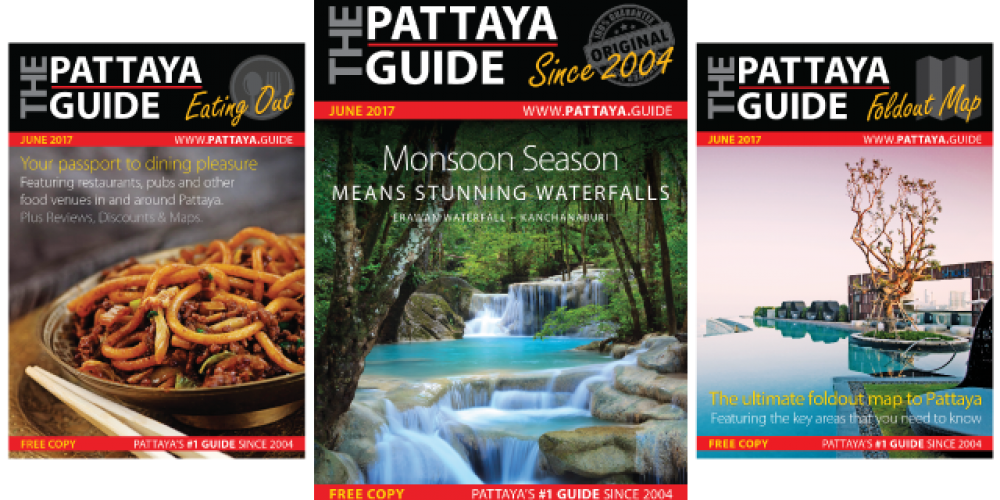 June 2017 Pattaya Guide