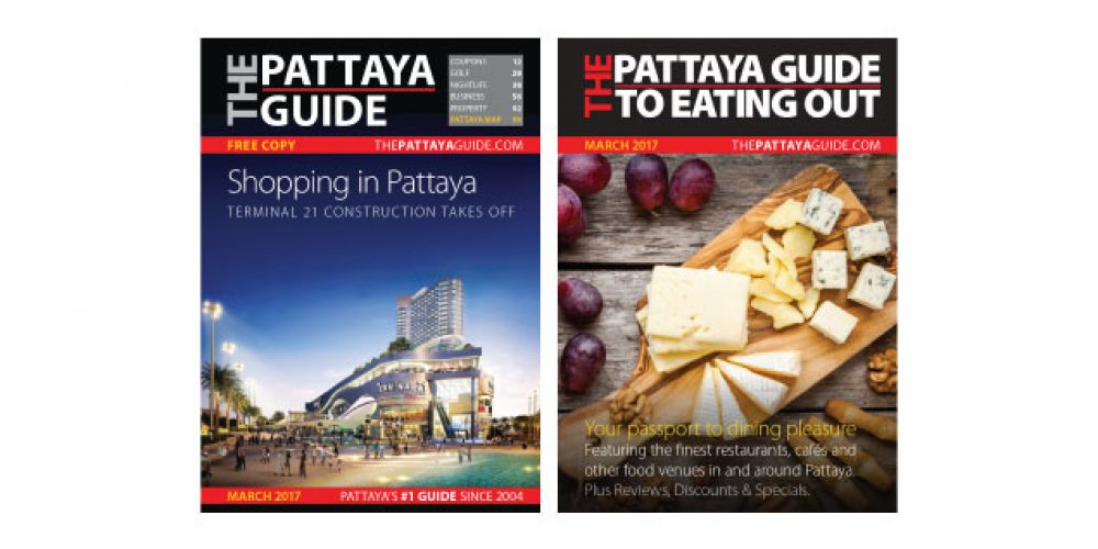 March 2017 Pattaya Guide