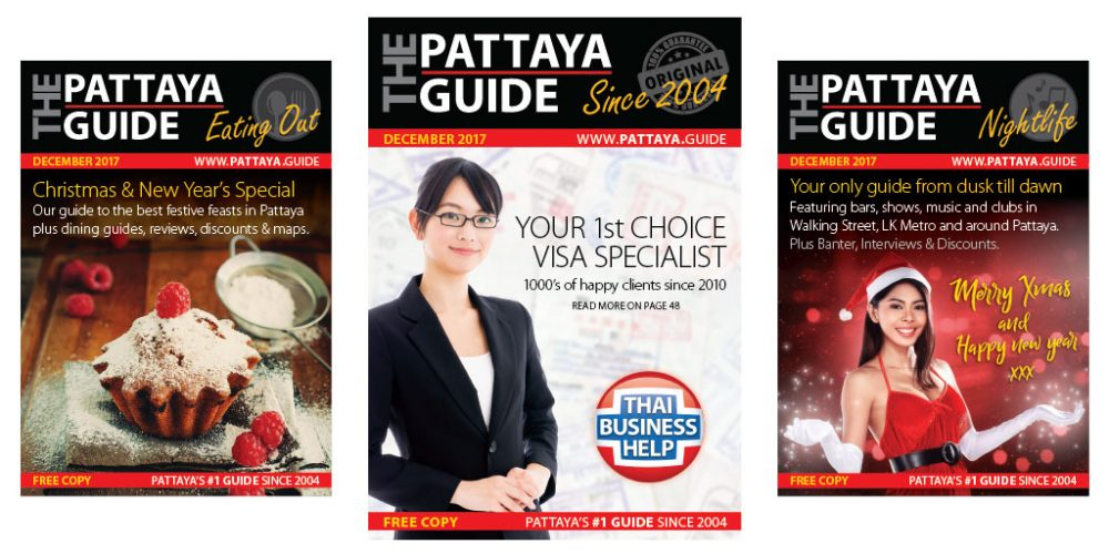 Pattaya Guide December 2017