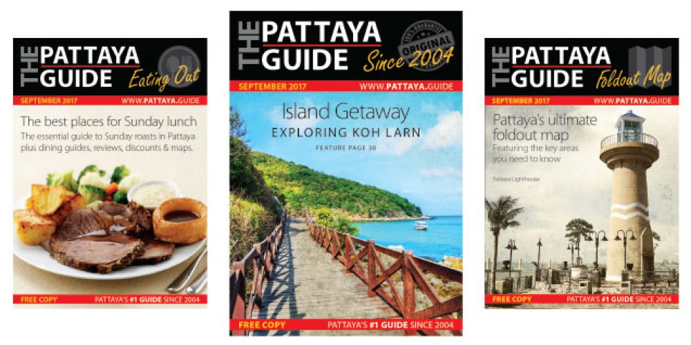 Pattaya Guide September 2017
