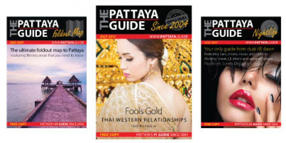 Pattaya Guide July 2017
