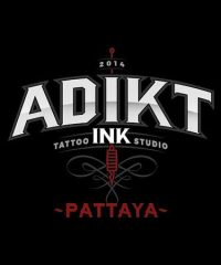Adikt Ink Tattoo Studio Pattaya
