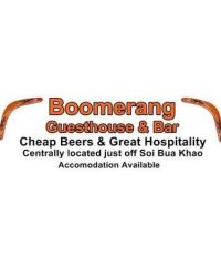 Boomerang Guesthouse & Bar