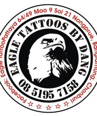 Eagle Tattoo Pattaya