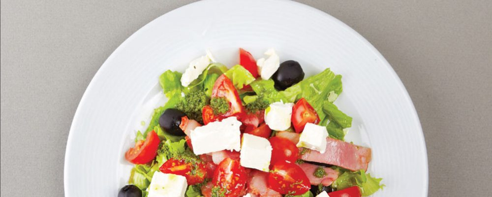 Salad – a Healthy Option in a Hot Climate