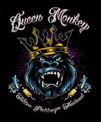Queen Monkey Tattoo Pattaya-Thailand