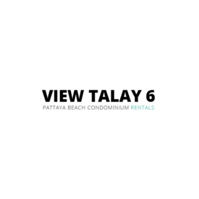 View Talay 6 Pattaya Beach Condominium