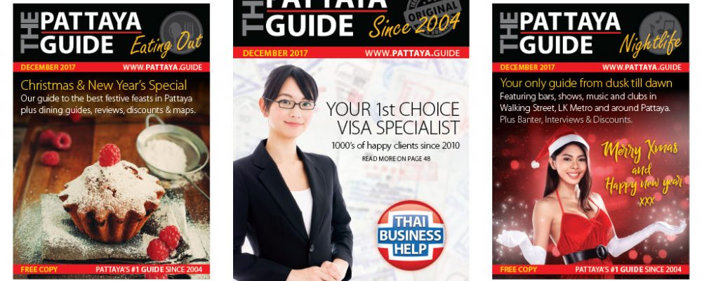 December 2017 Pattaya Guide
