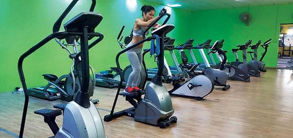 Castra Gym Pattaya