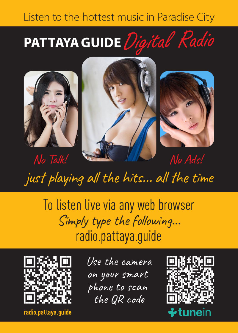Pattaya Guide Digital Radio