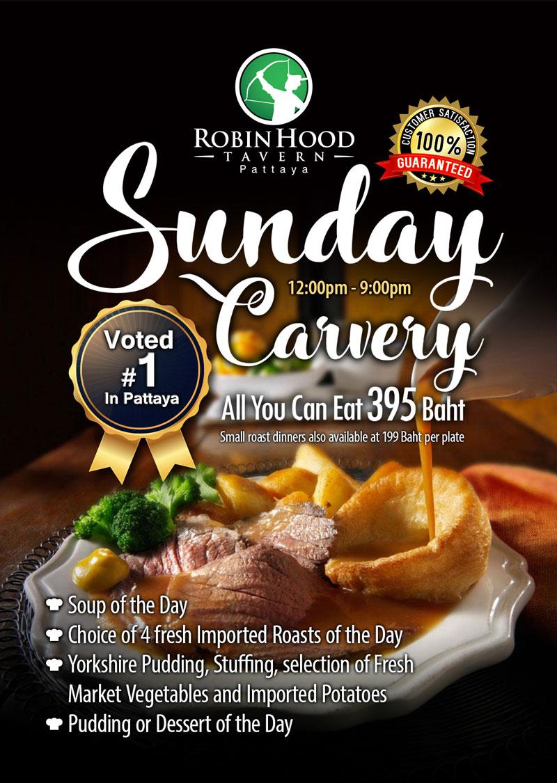 Robin Hood Tavern Pattaya
